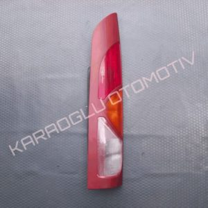 Kangoo Arka Sol Stop Lambası 7700308715