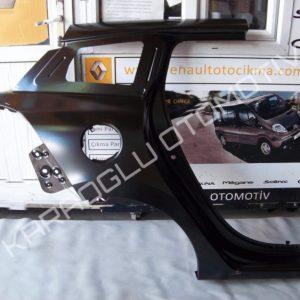 Clio 4 Grand Tour Sağ Arka Çamurluk Sacı 760301445R 760303232R