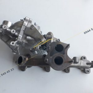 Master 3 M9T 702 Turbo Kollektör 144104312R