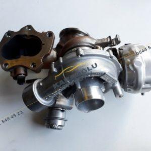 Master 3 M9T 702 Turbo Kompresör 144111206R