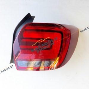 Clio Symbol Sağ Stop Lambası Ledli 265505392R