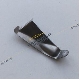 Clio 4 Captur Yağ Karteri Deflektörü 1.2 Tce 110385H60A 110388601R