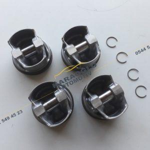 Clio 4 Megane 3 Captur Piston Segman Takımı 1.2 Tce H5F 120A15409R
