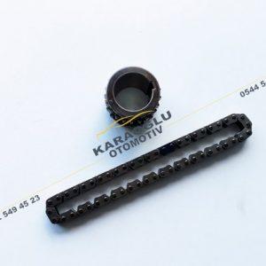 Captur Clio 4 Yağ Pompası Zinciri 0.9 Tce 150A03349R