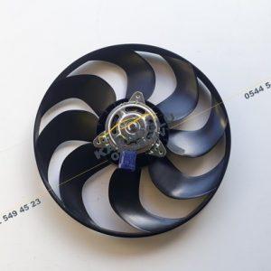 Clio 4 Captur Symbol Joy Fan Motoru Fan Pervanesi 214816703R