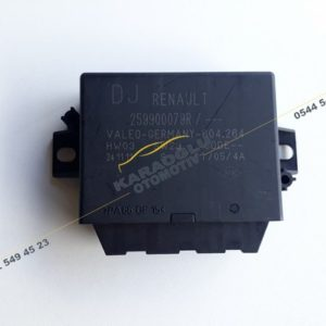 Laguna 3 Park Sensör Beyni 259900079R 259901993R 259904647R