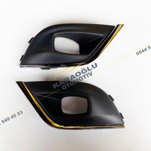 Clio 4 Sis Farı Kapağı Makyajlı Kasa 261A30735R