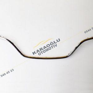 Megane 4 Ön Panjur Nikelaj Çıtası Alt 623851211R