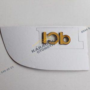 Megane 3 Fluence Clio 4 Bagaj Kapağı Dci Yazısı 908894256R