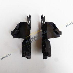 Clio 2 Arka Tampon Braketi Ayağı Takımı 7701207057