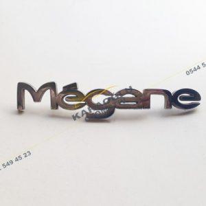 Megane Bagaj Kapağı Yazısı 7700845989