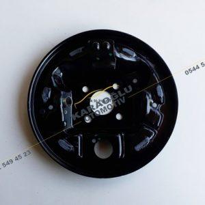 Clio 4 Fren Tablası Sol Arka 440108048R