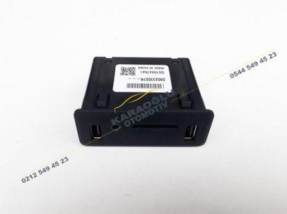 Talisman Megane 4 Aux USB SD Kart Okuyucu Aparatı 280232503R 280233557R 280236887R 280237081R