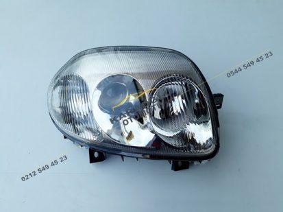Clio Sağ Ön Far Optik Mercekli 7701045175