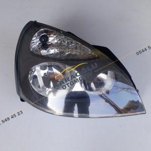 Clio Symbol Sağ Far Gri 260101860R 7701057658