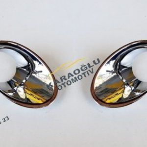 Megane 3 Sis Far Çerçeve Nikelajı Takım 261521021R