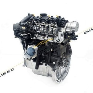 Scenic 3 Megane 3 Komple Motor 1.5 Dizel K9K 636 100018823R