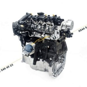 Megane 3 Dizel Sandık Motor 1.5 Dci K9K 836 7701479090 7701479146