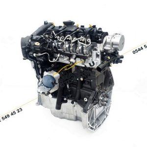 Megane 4 Talisman Komple Motor 1.5 Dci K9K 657 Euro 6 8201630671 8201642676