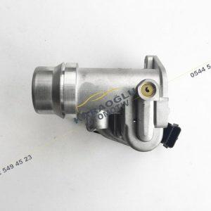 Captur Clio 4 Gaz Kelebeği Kutusu 1.5 K9K 161A05457R