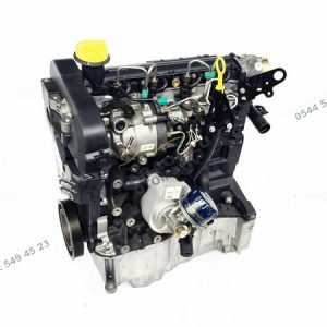 Scenic 2 Megane 2 Dizel Sandık Motor 1.5 Dci K9K 728 100 BG 7701475122