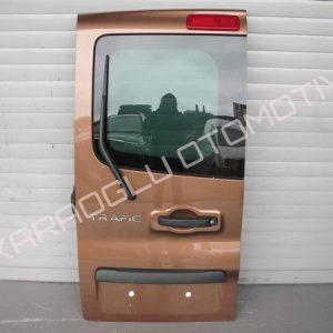 Trafic 3 Sol Arka Bagaj Kapağı Hatasız 901010761R