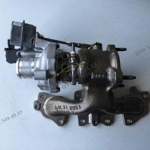 Megane 4 Kadjar Turbo Kompresör 1.2 Tce 144106079R 144108762R