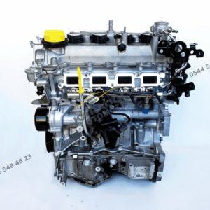 Captur Clio 4 Benzinli Komple Motor 1.2 Tce H5F 403 8201377658