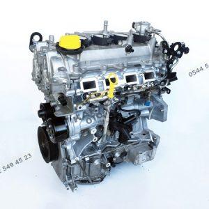 Captur Clio 4 Sandık Motor 1.2 Tce H5F 8201304140 8201548595