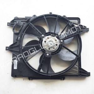 Clio Radyatör Fan Motoru Fan Şasesi Komple 8200685713