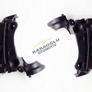 Kangoo 3 Arka Tampon Bağlantı Ayağı Braketi Takımı 7701478200