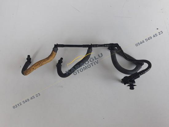 Clio 4 Symbol Enjektör Yakıt Dönüş Borusu 166713701R