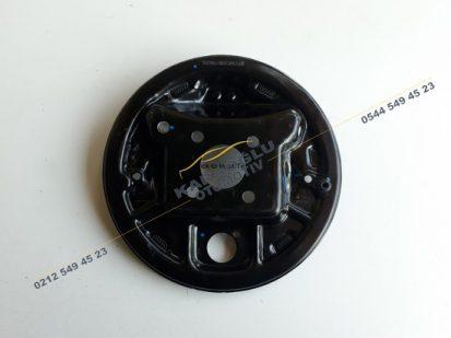 Clio Symbol Sağ Arka Fren Tablası 6001549721 7701048291