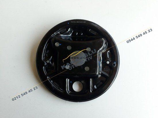 Clio Symbol Sağ Arka Fren Tablası 7701048291