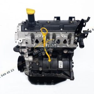 Twingo Orjinal Komple Motor 1.2 8V D7F 702 7701471563
