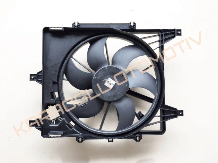 Clio Symbol Fan Davlumbazı Fan Motoru 7701070294