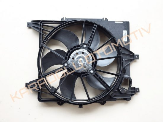 Kangoo Fan Davlumbazı Fan Motoru 7701051488