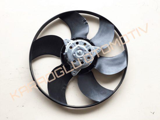 Kangoo Clio Symbol Fan Motoru Pervanesi 1.5 Dci