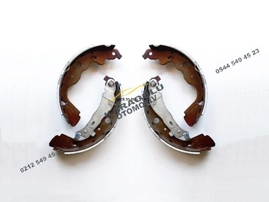 Clio Symbol Arka Fren Balatası 440609415R 6001551409