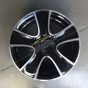 Clio 4 Çelik Jant Piano Black Passion 403003137R 403003270R 403006502R
