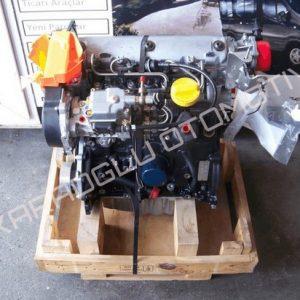 Scenic Megane 1.9 Dizel Komple Motor F9Q 736 7711134124