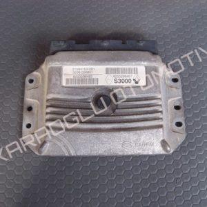 Megane 2 Motor Beyni 1.6 16v 215841533B1 8200298457 8200298463