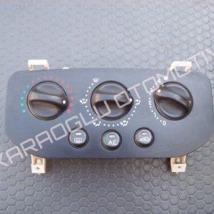 Clio Symbol Kalorifer Kumanda Paneli 7701044795 7701047549