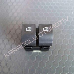 Captur Symbol Clio 4 Cam Düğmesi Sol Ön 254118044R