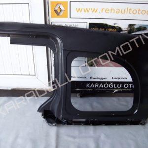 Kangoo 3 Sol Arka Çamurluk Sacı Yarım 7751478335 7751478989