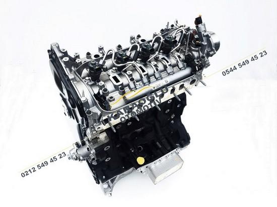 Fluence Komple Motor 1.6 Dizel R9M 402 130 BG 8201521850