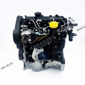 Modus Clio 3 Sandık Motor 1.5 Dizel K9K 770 8201161314