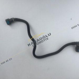 Fluence Megane 3 Kangoo 3 Yakıt Elektovana Hortumu Euro 5 166720944R