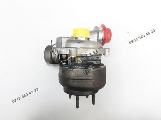 Fluence Megane Turbo Kompresör 1.5 Dizel 105 BG 144119303R 54399700070 7701476598 7701476883
