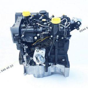 Kangoo 3 Dizel Sandık Motor 1.5 Dci K9K 804 105 BG 7701478775
